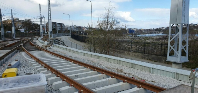 Green Trough 200 series lightweight cable channel in Stavanger, Norway